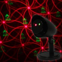 Click to view product details and reviews for Indoor Outdoor Xmas Laser Light Projector.