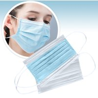 Click to view product details and reviews for 3 Ply Standard Medical Face Masks 10 Pack.