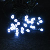 Click to view product details and reviews for 50 Led White Solar Lights.