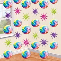 Click to view product details and reviews for 70s Disco 6 X String Decorations 7 Feet.