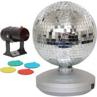 Click to view product details and reviews for 8 Free Standing Mirrorball Set.
