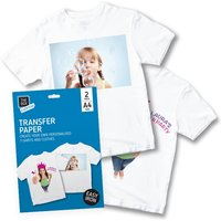 Click to view product details and reviews for Print Your Own T Shirt Transfer Paper 2 Pack.