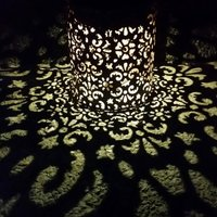 Click to view product details and reviews for Arabesque Shadow Lantern.