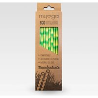 Click to view product details and reviews for Bamboo Print Paper Eco Straws 20 Pack.
