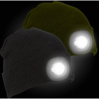Discovery Adventures Kids Led Beanie