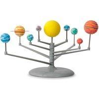 Build Your Own Solar System Planetarium