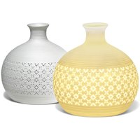 Click to view product details and reviews for Ceramic Lamp Round Vase.