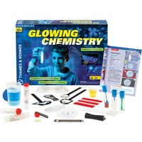 Click to view product details and reviews for Glowing Chemistry Set.