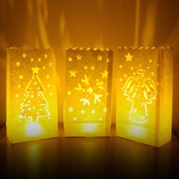Click to view product details and reviews for Christmas Candle Bags 3 Pack.