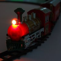 Click to view product details and reviews for Christmas Train Set.