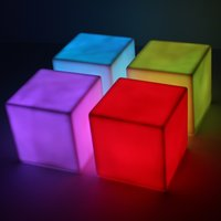 Click to view product details and reviews for Colour Change Mood Blocks 4 Pack.