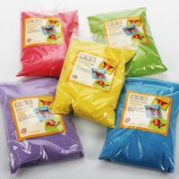 Click to view product details and reviews for 5 Pack Of Coloured Sand.