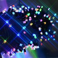 Click to view product details and reviews for 20m Connectable Heavy Duty Colour Scroll Fairy Lights.