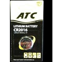 CR2016 Battery (5 Pack)