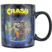 Crash Bandicoot Heat Change Mug