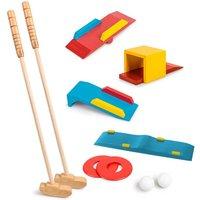 Crazy Golf Set