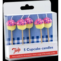 Click to view product details and reviews for Cupcake Candles 5 Pack.