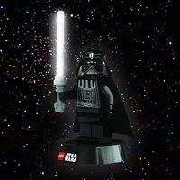Lego Darth Vader LED Desk Lamp