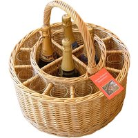 Click to view product details and reviews for Garden Party Wine And 12 Glasses Picnic Basket.