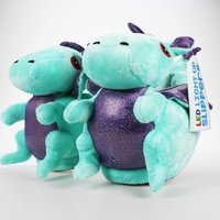 Click to view product details and reviews for Childrens Dragon Slippers Size 11 4.