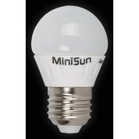 Click to view product details and reviews for E27 Led 4w Golfball Bulb.