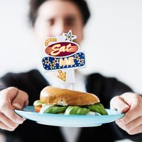 Click to view product details and reviews for Eat Me Flashing Food Topper.
