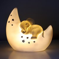 Click to view product details and reviews for Elephant And Moon Lamp.