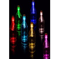 Click to view product details and reviews for Colour Changing Fibre Optic Bottle Light.