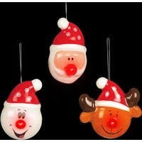 Click to view product details and reviews for Flash Nose Bauble.