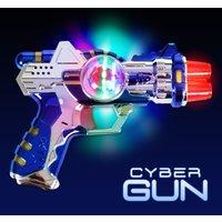 Image of Flashing Cyber Gun