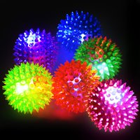 Click to view product details and reviews for Light Up Spikey Ball.