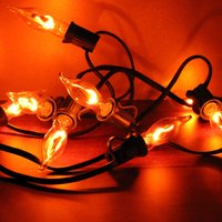 Click to view product details and reviews for 10 Flicker Bulb Fairy Lights Connectable.