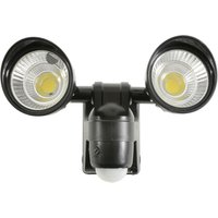 Click to view product details and reviews for Motion Sensor Twin Led Floodlight Battery Operated.