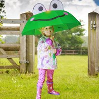 Click to view product details and reviews for Frog Umbrella.
