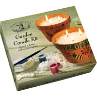 Click to view product details and reviews for Garden Candle Kit.