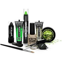 Click to view product details and reviews for Glow In The Dark Ultimate Make Up Kit.