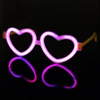 Click to view product details and reviews for Glow Heart Eyeglasses Wholesale.