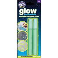 Click to view product details and reviews for Glow In The Dark Pens 2 Pack.
