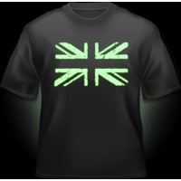 Click to view product details and reviews for Glow T Shirt Union Jack.
