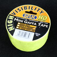 Click to view product details and reviews for High Visibility Mini Gaffa Tape.