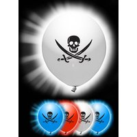 Click to view product details and reviews for Illoom Balloons Pirate 5 Pack.