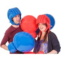 Click to view product details and reviews for Inflatable Boxing Set.