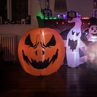 Click to view product details and reviews for Inflatable Large Pumpkin.