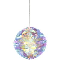 Click to view product details and reviews for Iridescent Honeycomb Decorations 3 Pack.