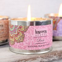 Click to view product details and reviews for Karma Scents 6pk Candles.