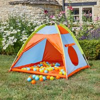 Kids Play Tent and 100 Balls
