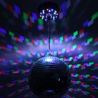 Click to view product details and reviews for Led Mirror Ball Pendant 18088.