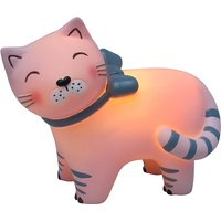 Click to view product details and reviews for Led Cat Lamp With Bow.