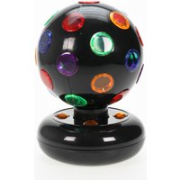 Click to view product details and reviews for 5 Led Rotating Disco Ball.