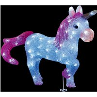 Click to view product details and reviews for 55cm Led Acrylic Unicorn.